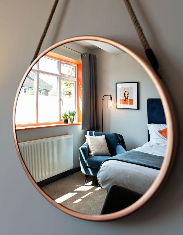 Bedroom Mirror HMO