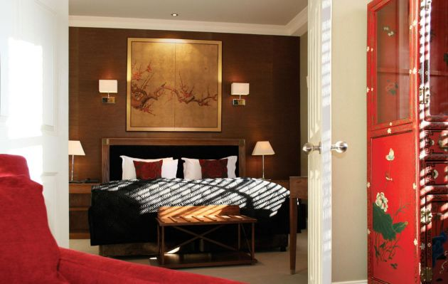 Hotel Bedroom Suite