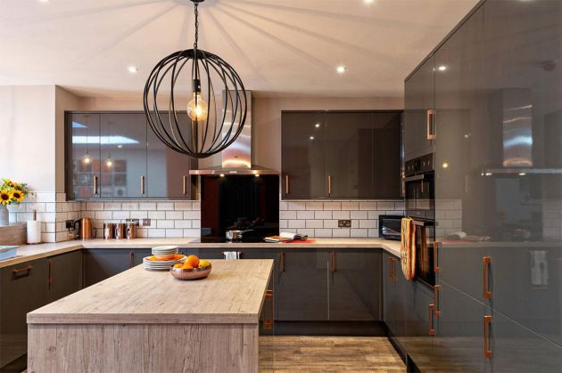 Graphite Kitchen